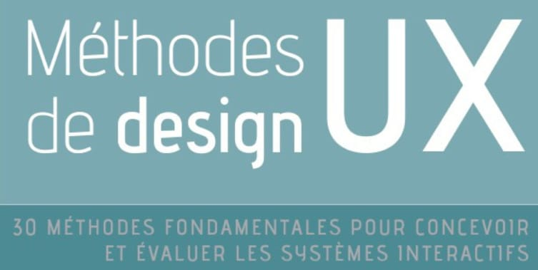 Capian in the French Méthodes de design UX (UX Design Methods) book, by Carine Lallemand and Guillaume Gronier